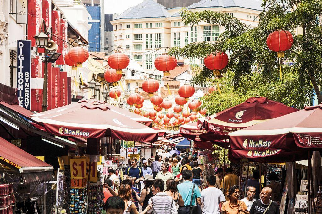 Best destinations: Singapore