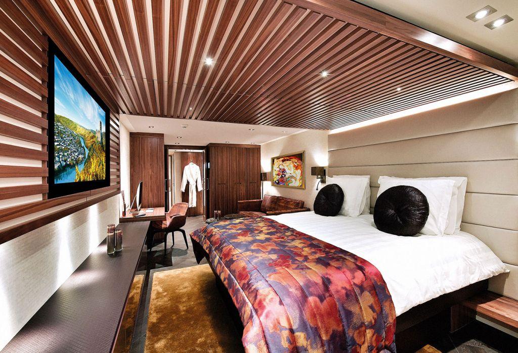 AmaMagna ship cabin