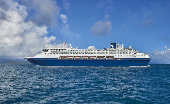 CMV Cruise Maritime Voyages new cruise ship: Pacific Dawn