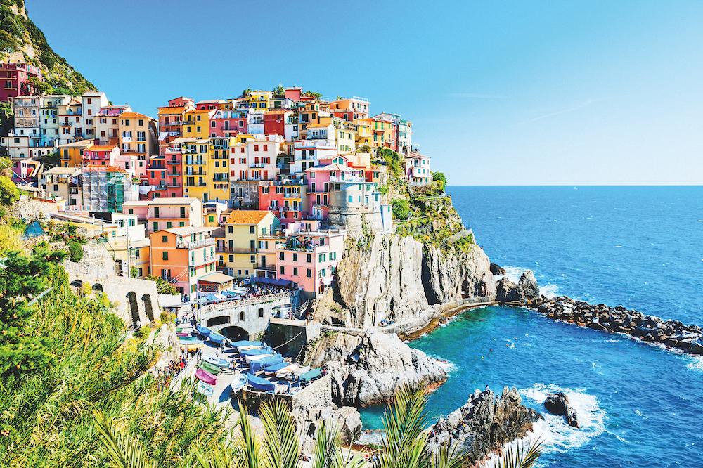 Win a cruise: Cinque Terre