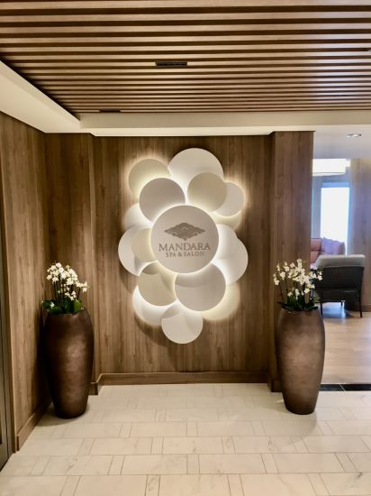Norwegian Encore: Mandara Spa