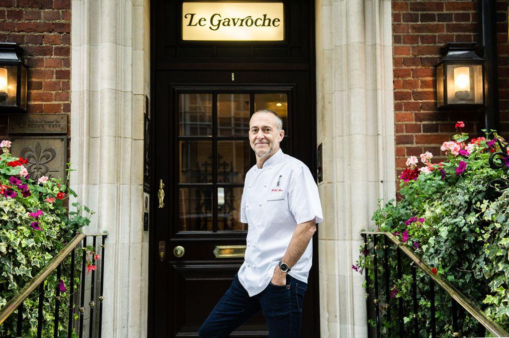 Michel Roux Jr: Le Gavroche