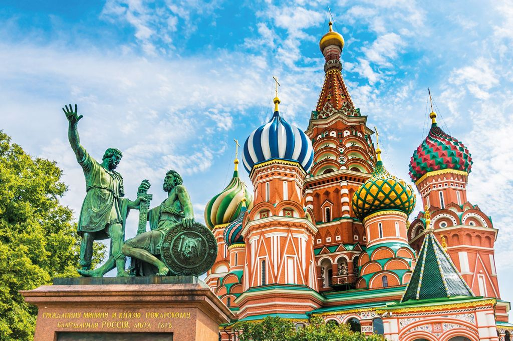 Viking river cruises: Moscow Kremlin