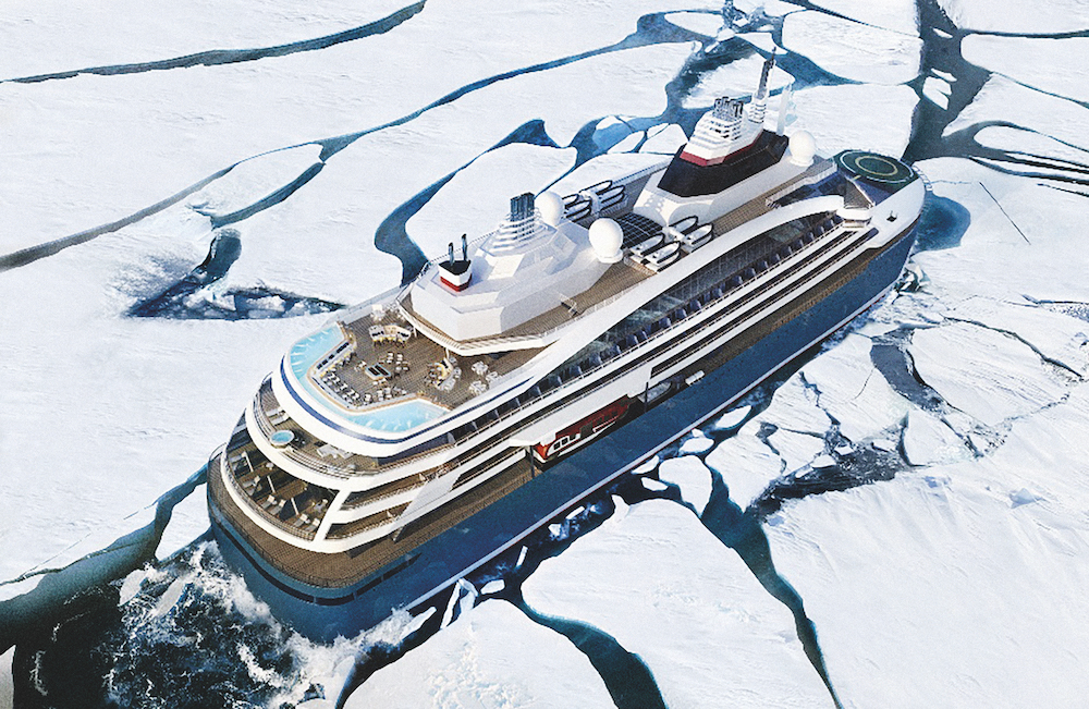 Expedition cruise: Ponant Le Commandant