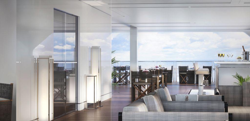 Ritz-Carlton Yacht Collection Marina Terrace
