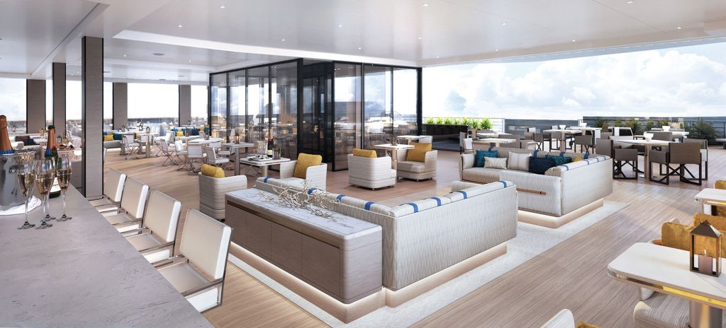 Ritz-Carlton Yacht The Pool House