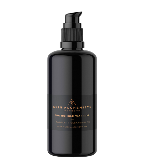 Natural Skincare: Skin Alchemists Apothecary Humble Warrior cleansing oil