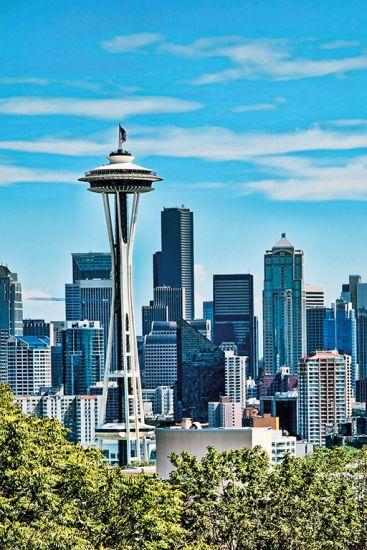 Washington State: Seattle, USA