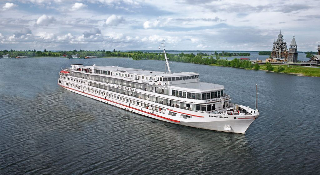 Viking river cruises: Viking Rurik
