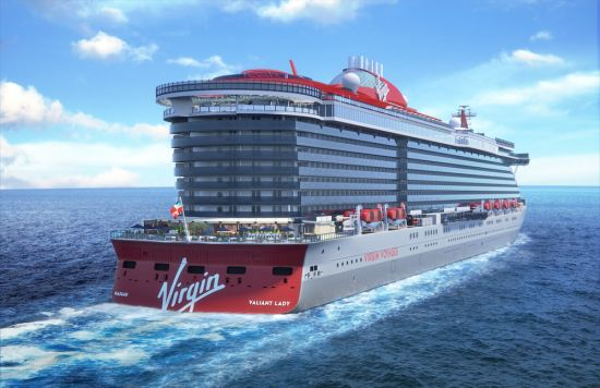 Virgin Voyages Valiant Lady