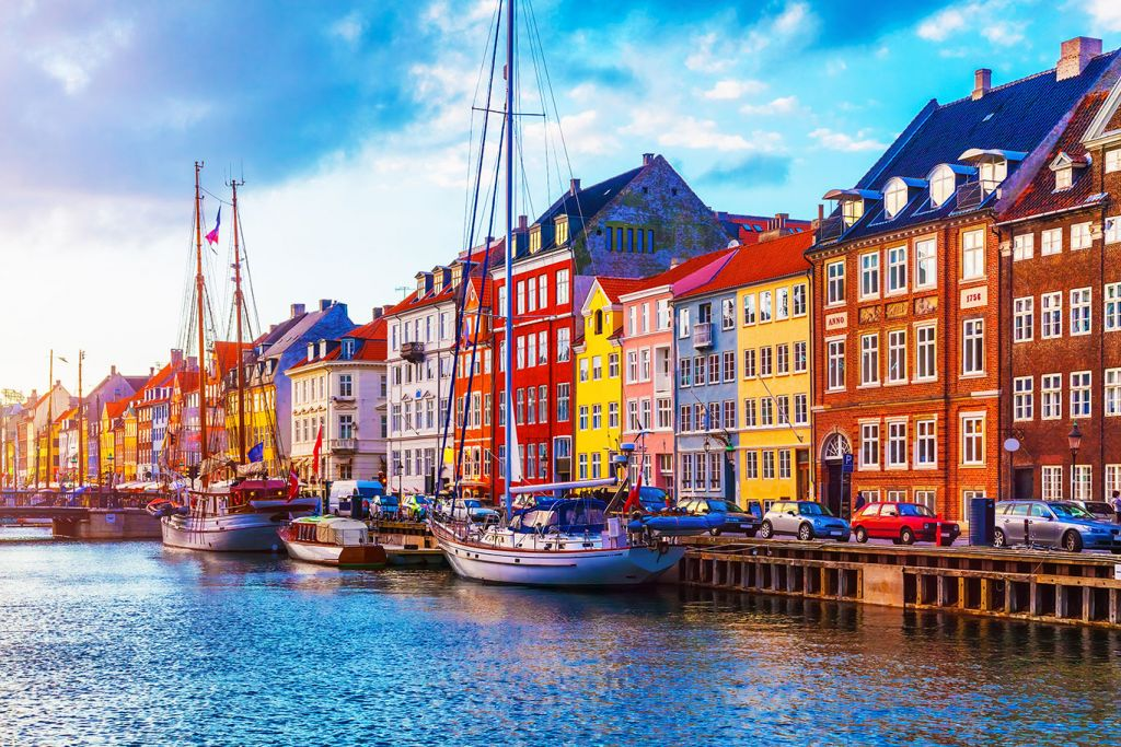 Baltic cruises: Copenhagen