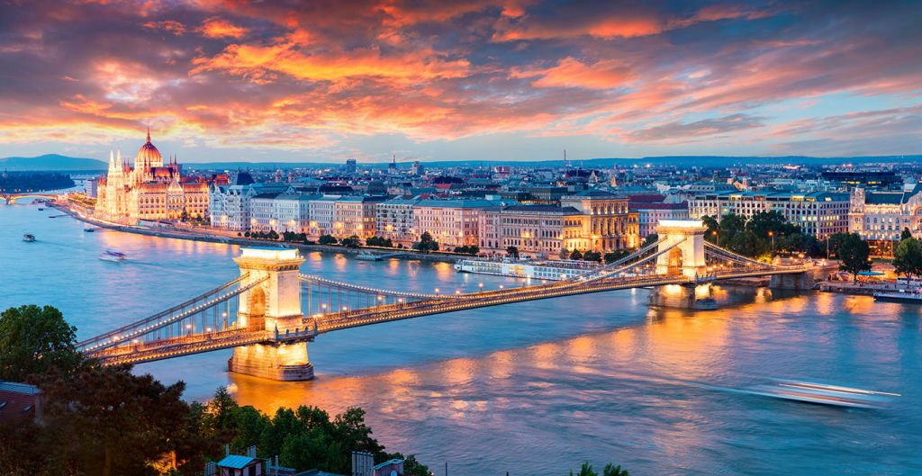 Black Friday cruise deals: Danube cruise