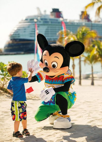 Family cruises: Disney cruise