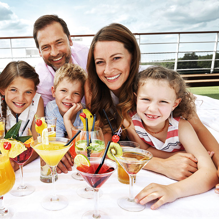 Best for all ages: cruises