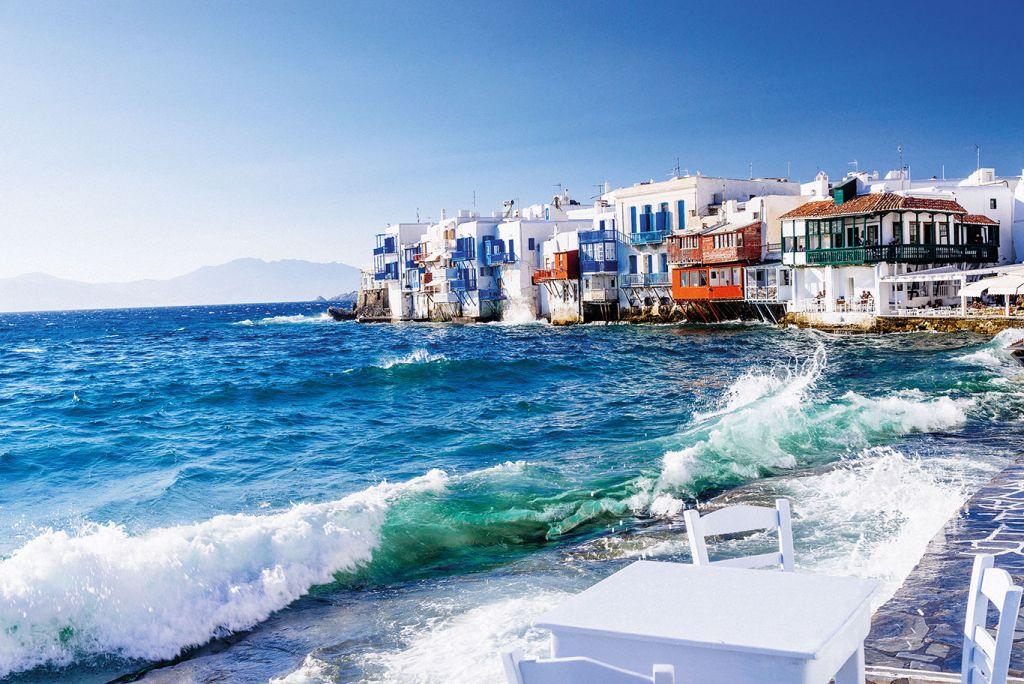 Best destinations: Mykonos