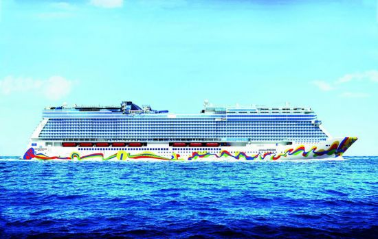 Norwegian Encore, NCL