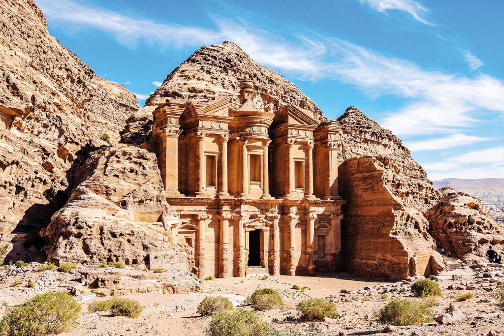 Best holiday destinations: Petra