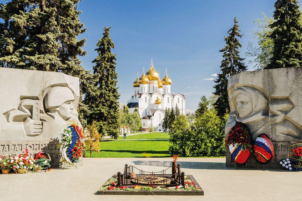Russia cruise: Yaroslavl