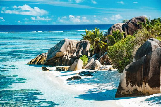 Best holiday destinations: Seychelles
