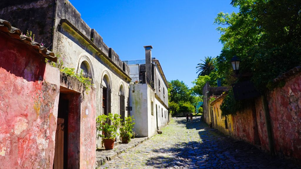 Colonia Del Sacramento's Historic Quarter
