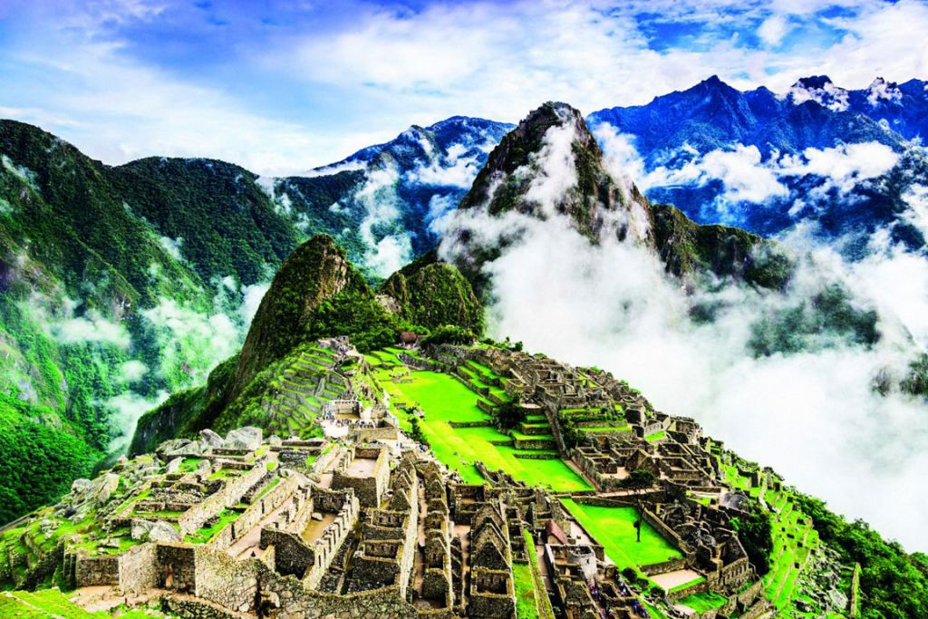 A South American cruise can take you to awe-inspiring sights