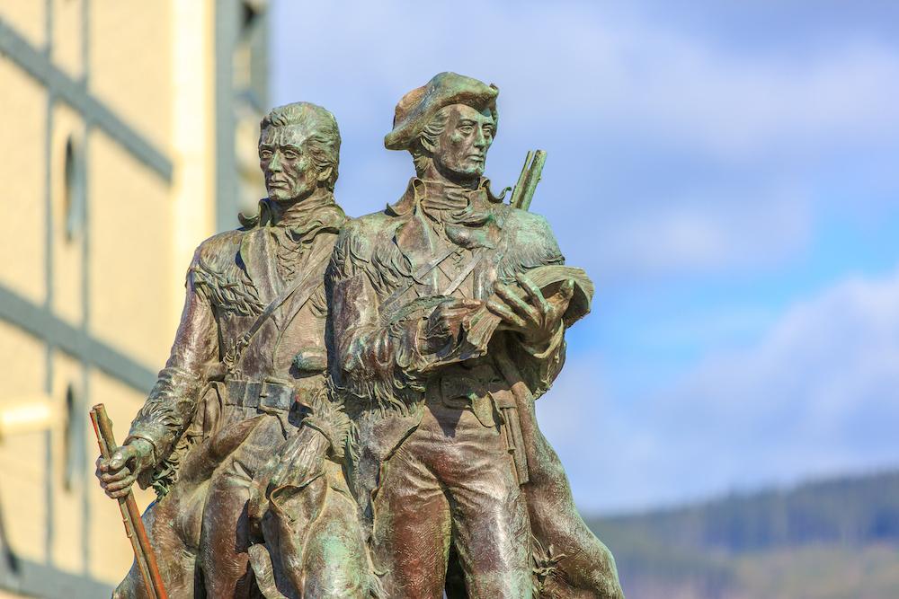 American Song Lewis & Clark