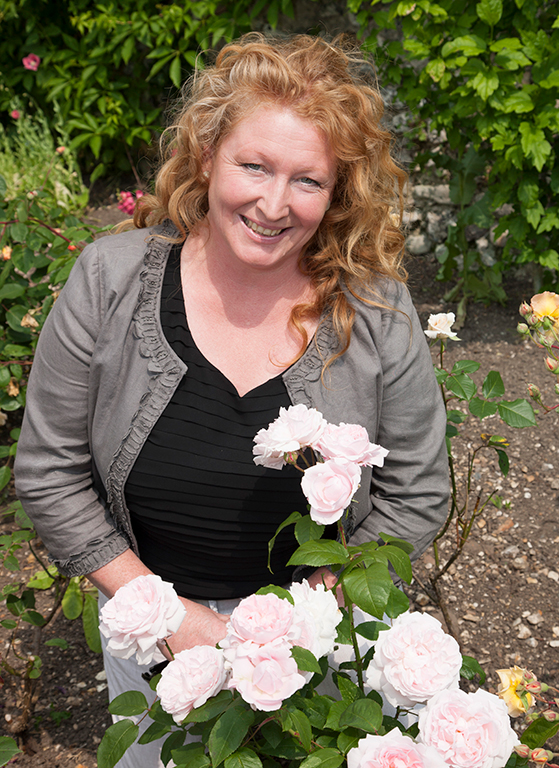 Princess Cruises Crown Princess: Charlie Dimmock
