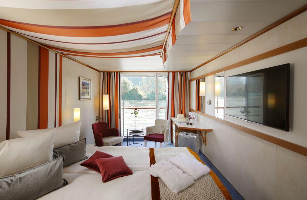 Danube river cruise: A-Rosa Donna