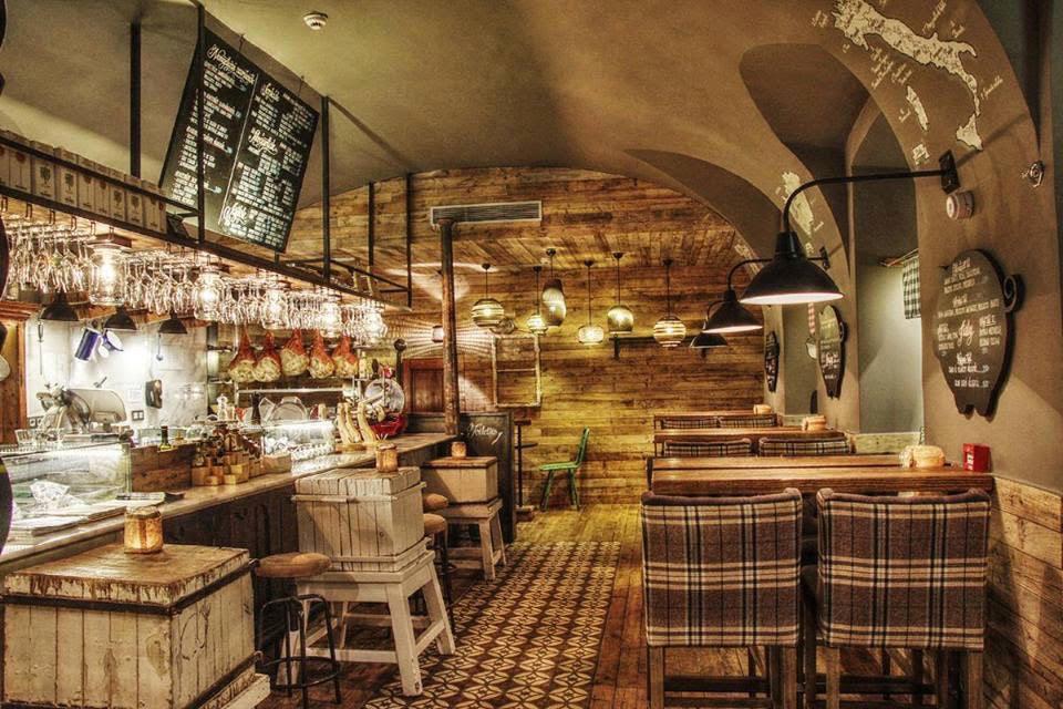 Budapest Divin restaurant