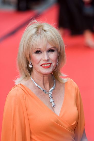 Shearings Holidays, Joanna Lumley