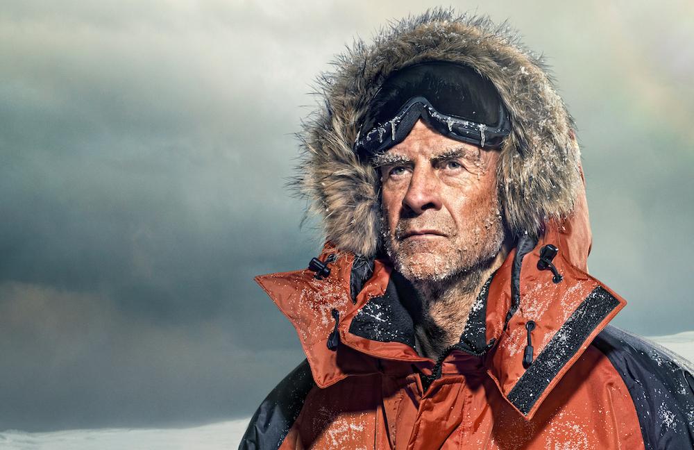 2020 cruises: Cunard Sir Ranulph Fiennes