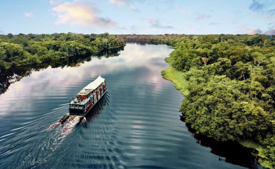 Uniworld Amazon River Cruise 2020
