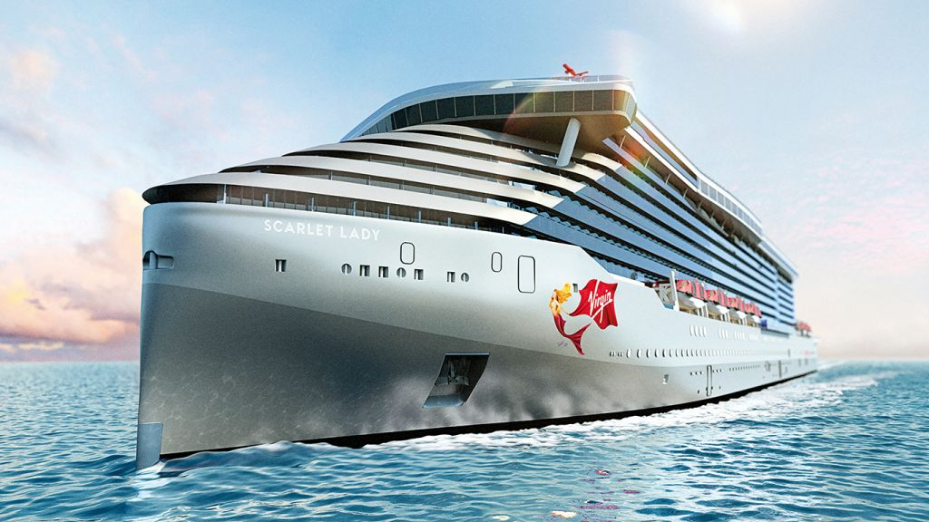 New ships, Virgin Voyages scarlet lady