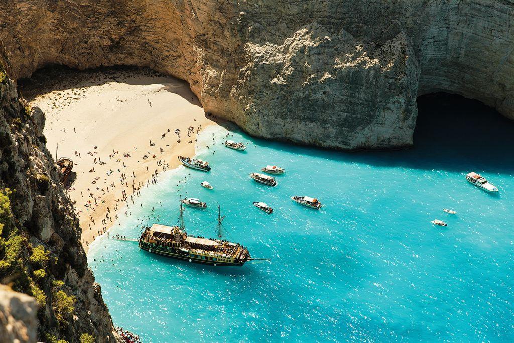 Greek Islands cruise: Zakynthos