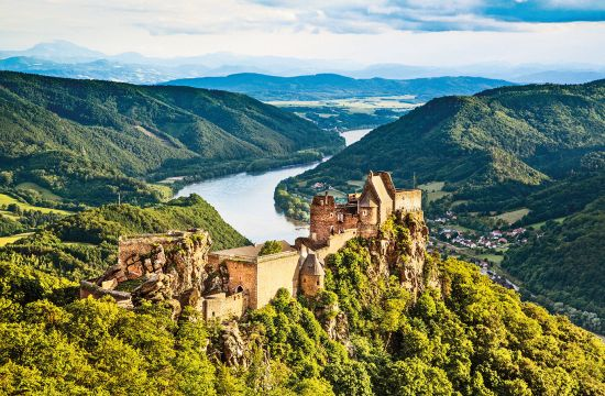 Croisieurope: Danube river cruise: Wachau Valley