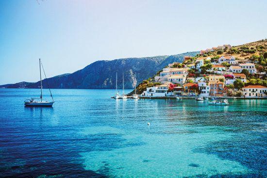 Greek islands cruise: Lefkada