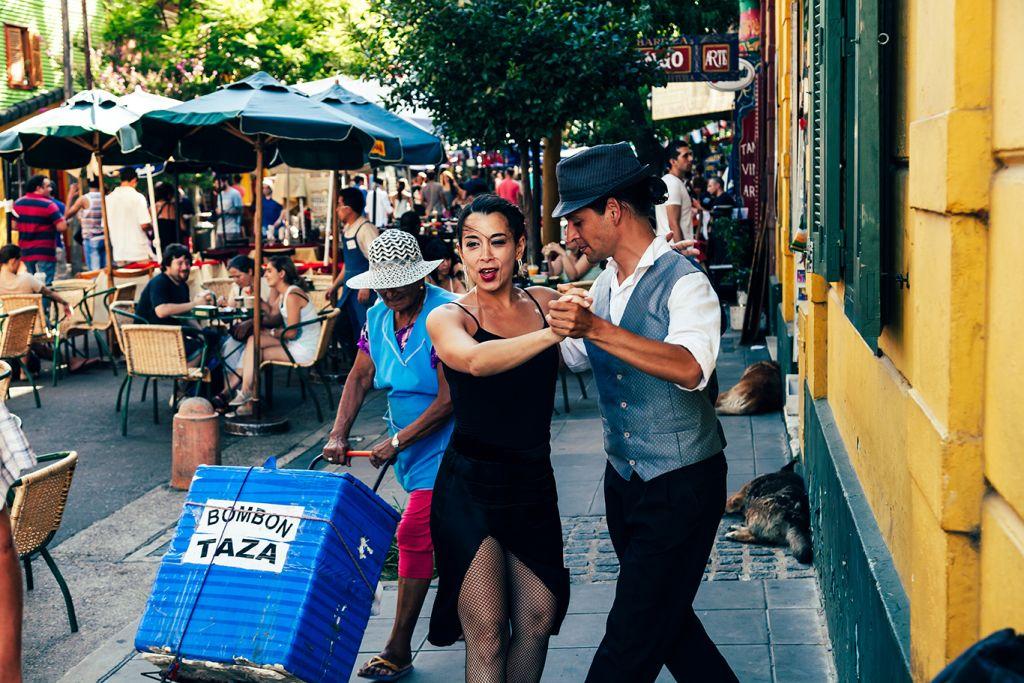 John Suchet: Buenos Aires