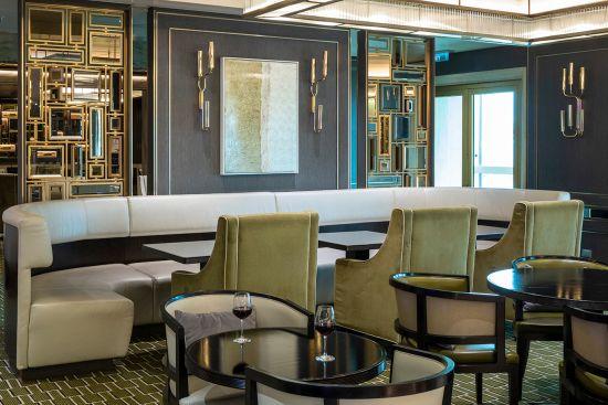 P&O Cruises Britannia: Glasshouse