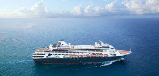 Cruise & Maritime Voyages CMV Vasco da Gama
