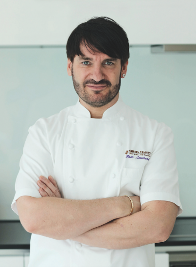 Eric Lanlard on P&O Cruises