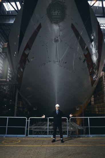 Gary Barlow P&O Cruises