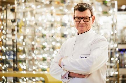 Harald Wohlfahrt chef