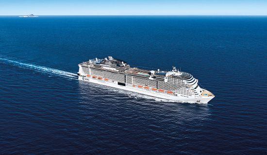 MSC Cruises Grandiosa, MSC Cruises