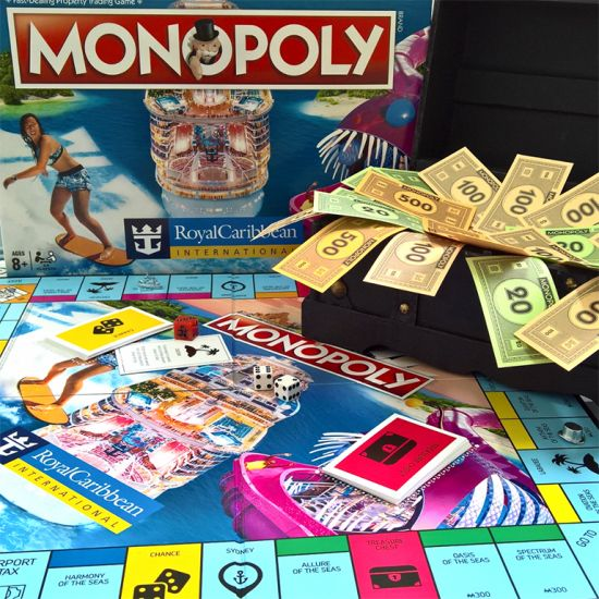 Win Royal Caribbean monopoly