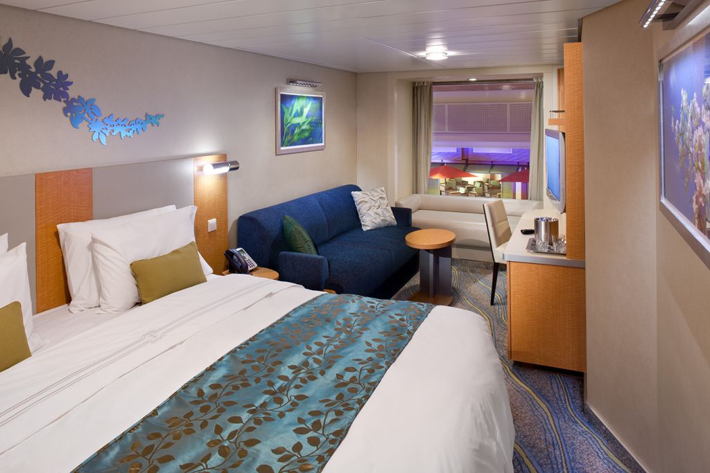 Budgeting your cruise: inside cabin