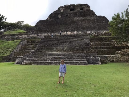 Viking Sky: Vicky in Belize