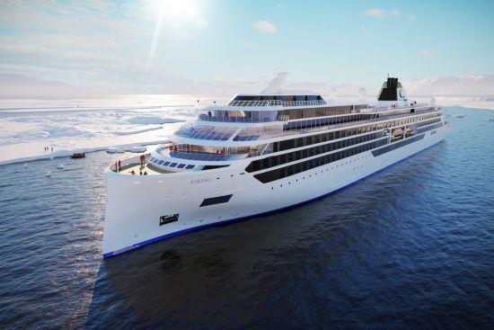 Viking Expedition cruises ship
