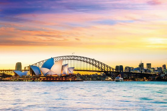 princess cruises: World cruises: Australia