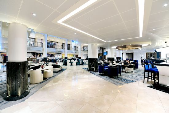 P&O Cruises Britannia, cruise ship review