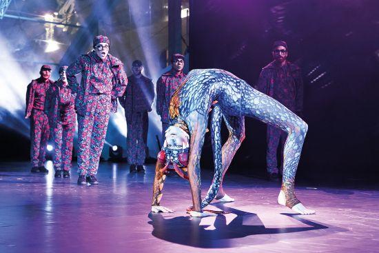 MSC Grandiosa: Cirque de Soleil